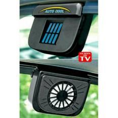 Auto Cool Original - Ventilation System - Kipas Otomatis Tenaga Surya Untuk Mobil - As Seen Tv