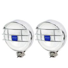 Otomobil Fog Lamp Universal Lampu Kabut Hyper F Series 55 - 85 Watt Variasi Aksesoris Eksterior Mobil - AI-JH-8016C-Foglamp