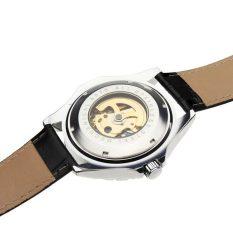 Autoleader JARAGAR Men Automatic Mechanical Big Dial Multi Number Wrist Watch (Intl)