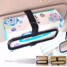 Autorace Smart Tissue Box Holder/Tempat Tissue Mobil Gantung