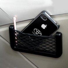 Best Small Car Net Bag Kantong Jaring Penyimpanan Barang Di Mobil