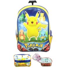 ... Anak Sekolah Tk Boneka Timbul Source · Selempang Source Charmeleon And Friends Tas Ransel Source BGC Pokemon Go Pikachu 3D Timbul Tas Troley