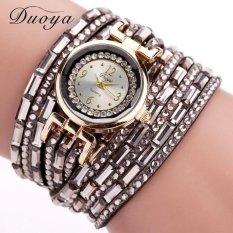 Bigskyie Women Luxury Crystal Women Gold Bracelet Quartz Wristwatch Rhinestone Watches SilverFree Shipping