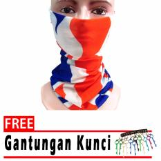 Binev Buff Masker Multifungsi Seamless Wear 10 - Multicolor