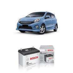 Bosch Aki Basah Mobil Toyota Agya - Dry Charge (NS40ZL - 36B20L) 35 Ah, CCA 270 - Langsung Antar dan Pasang
