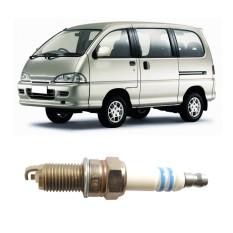 Bosch Busi Mobil Daihatsu Zebra YR7DC+ - 0242135515 - 2 Buah - Putih