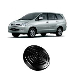 Bosch Klakson Mobil Toyota Kijang Innova Europa Grill Disc Black 12V - 2 Buah/Set - - 0320223910 - Hitam