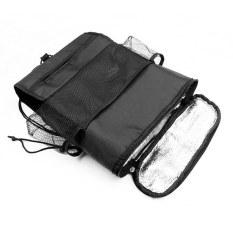 Car Auto Seat Back Multi-Pocket Storage Cool Hot Bag Organizer Travel Holder