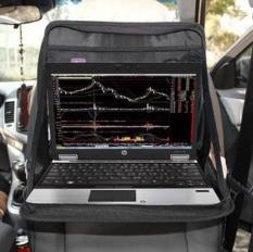 Car Back Seat Laptop Holder Organizer Laptop Aksesoris Variasi Mobil Model Universal, Bisa Untuk Semua MERK Dan TYPE Mobil