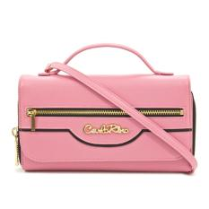Carlo Rino Cross body Wallet 0303680-501-24 (Pink)