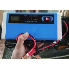 Cas Aki Otomatis / Charger Accu, Aki Kering, Basah, Mobil, Motor, dll, BATTERY CHARGER 10 Ampere