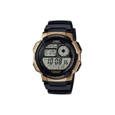 Casio AE-1000W-1A3 10TH Limited Edition Karet - Gold