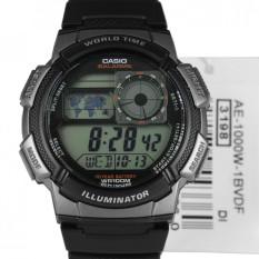 Casio AE-1000W-1.10TH Karet (Black)