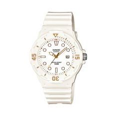 Casio Analog Watch LRW-200H-7E2VDF - Jam Tangan Wanita - Resin - Putih