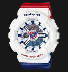 Casio Baby-G BA-110TR-7ADR Jam Tangan Wanita