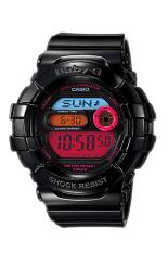 Casio Baby-G Women's Black Resin Strap Watch BGD-140-1B (Free Size)
