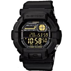 Casio G-Shock Digital Jam Tangan Pria - Hitam - Strap Karet - GD-350-1B