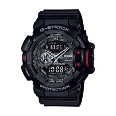 Casio G-Shock GA-400-1BDR Black Men's Watch