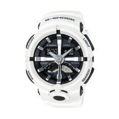 Casio G-Shock GA-500-7ADR - Jam Tangan Pria - Resin - Putih