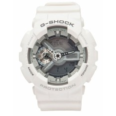 Casio Men's G-Shock White Resin Strap Watch GA110C-7ADR