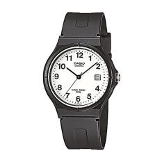 Casio MW-59-7BVDF Unisex Watch - Black-White