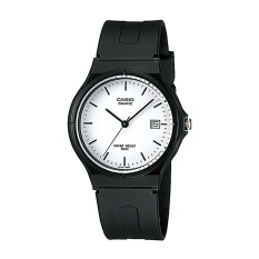 Casio MW-59-7EVDF Unisex Watch - Black/White