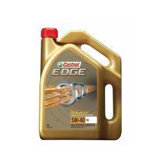Castrol Oli Mesin Mobil - Edge 5W40 SN/CF (4 Liter)