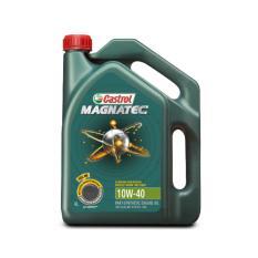 CASTROL Oli Mesin Mobil - Magnatec 10W40 SN/CF (4 Liter)