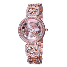 Chechang 2016 New Authentic Qin Wei WeiQin Watch Bracelet Watch Fashion Ladies Diamond Full Waterproof Watch