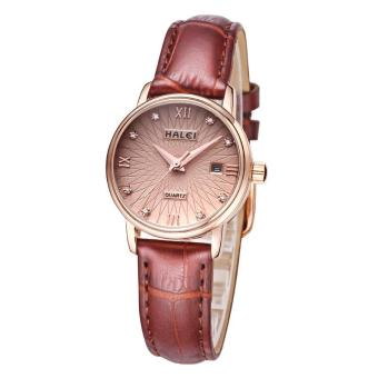 CITOLE Brand New Authentic Couple Table Calendar Mens Diamond Dial Watch Waterproof Wholesale One Generation (Couple Watch)
