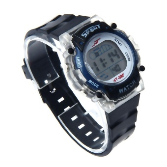 Colorful LED Electronic Sports Watch BU - intl