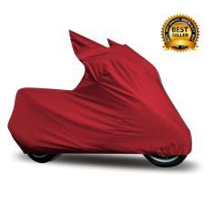 Cover Motor Special Yamaha N-Max Merah
