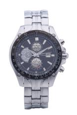 Curren 8083 Luxury Brand Stainless Steel Strap Analog Date Men's Casual Quartz Watch (Black) (Intl)