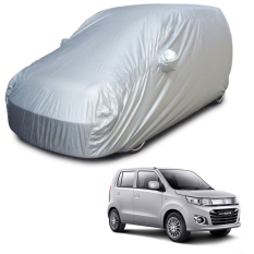 Custom Sarung Mobil Body Cover Penutup Mobil Karimun Wagon Fit On