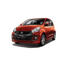 Daihatsu Sirion 1.3 D FMc - Orange - Uang Muka Tanda Jadi