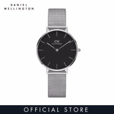 Daniel Wellington Classic Petite Melrose 32mm Black