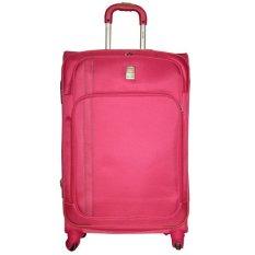 Delsey Alpine Koper Soft Case 55 Cm - Pink - Gratis Pengiriman JABODETABEK