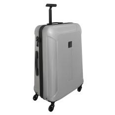 Delsey Exception Koper Hard Case 55 cm - Abu-abu