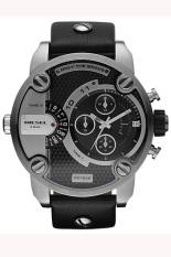Diesel DZ7256 Analog Black Dial Men's Watch Black