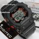 Digitec Jam tangan DG-2012T digital Original Hitam list merah