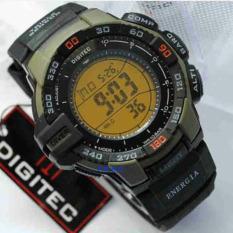 Digitec Limited Edition DG 6547 Digital Jam Tangan Pria Rubber Strap