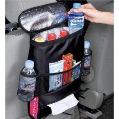 Eigia Auto Car Organizer Bag - Hitam
