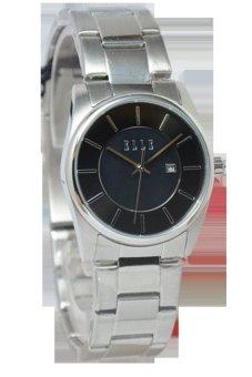 Elle - Jam Tangan Wanita - Silver - Stainless Steel - EL20327B02W