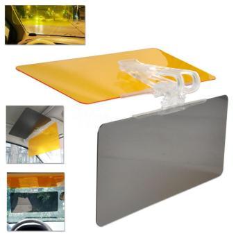 Emyli HD Visor Vision Kaca Mobil Anti Silau Matahari