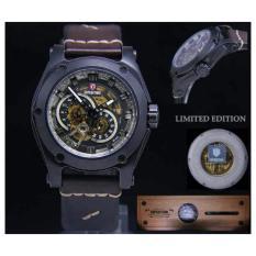Expedition 6679 Hitam - Automatic - Original - Jam Tangan Pria