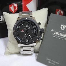 Expedition - Jam Tangan Pria - EXP675US - Stainless Steel Strap