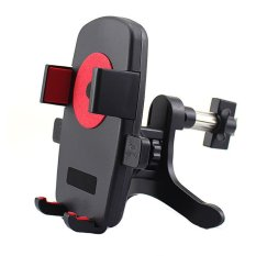 Fang Fang Universal Car Air Vent Mount Cradle Holder Stand (Black)