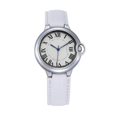 Fashion And Simple Style Ladies Watch (White)