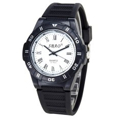 Fashion High-grade Quartz Watch Couple Watch White