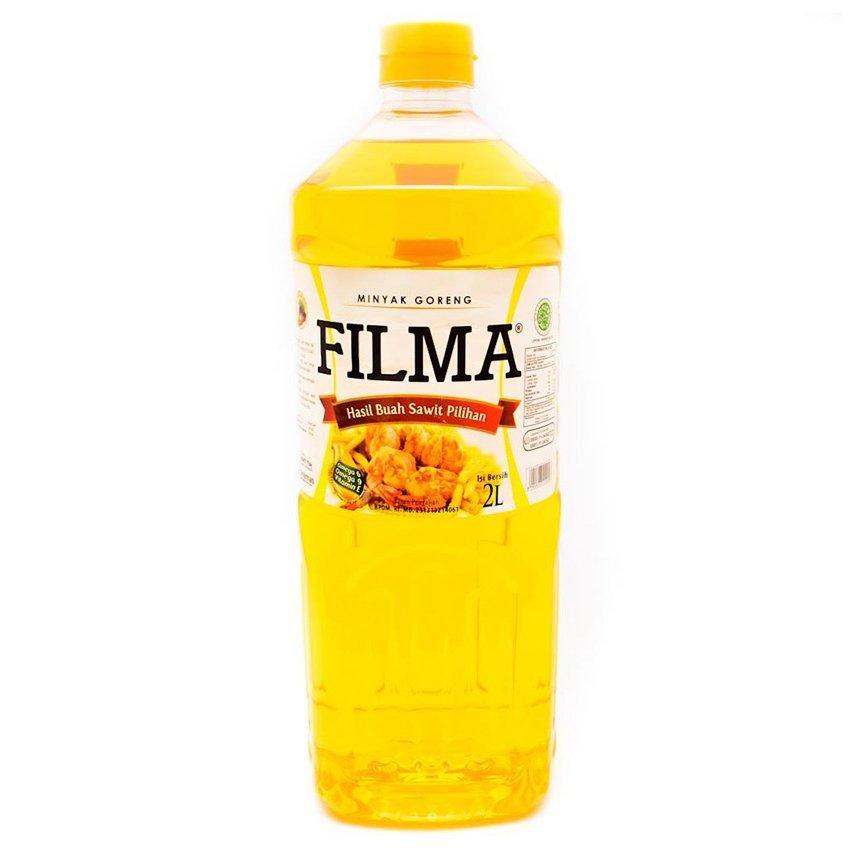 Filma Minyak Goreng Botol - 2 L